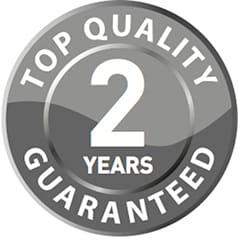 Bristan 2 Years Product Guarantee