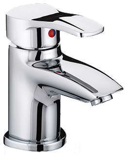 Eco Basin Mixer with Pop-up Waste