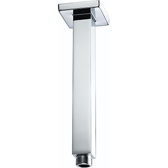 Square Ceiling Fed Shower Arm 200mm
