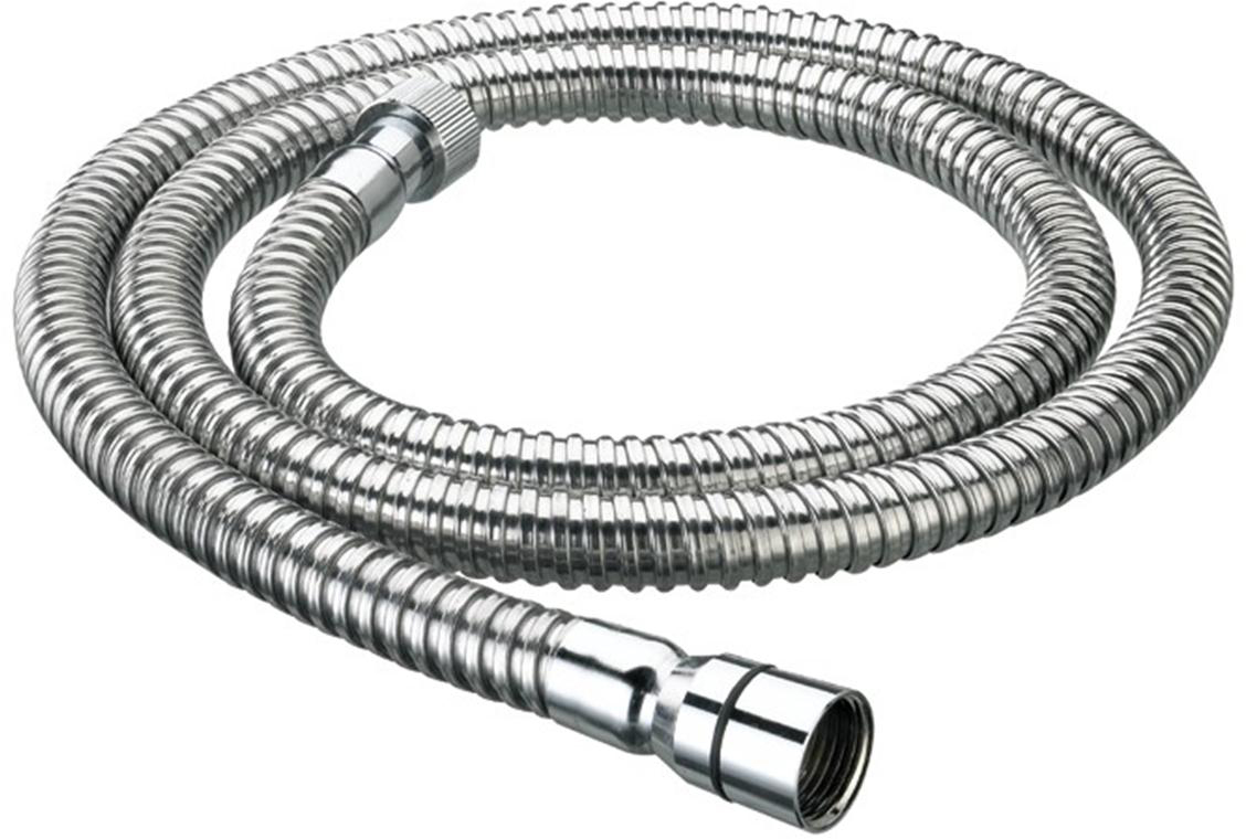 1 5m Cone to Nut Shower Hose in Chrome | Bristan