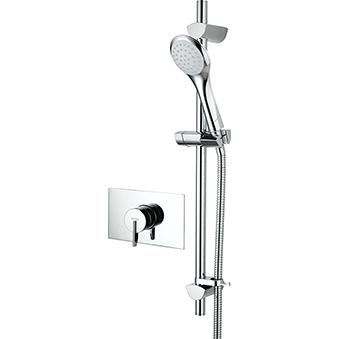 Recessed Concealed Mini Valve Shower