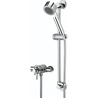 Exposed Mini Valve Shower