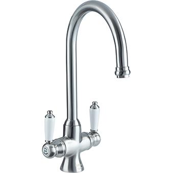 Easyfit Sink Mixer - Brushed Nickel