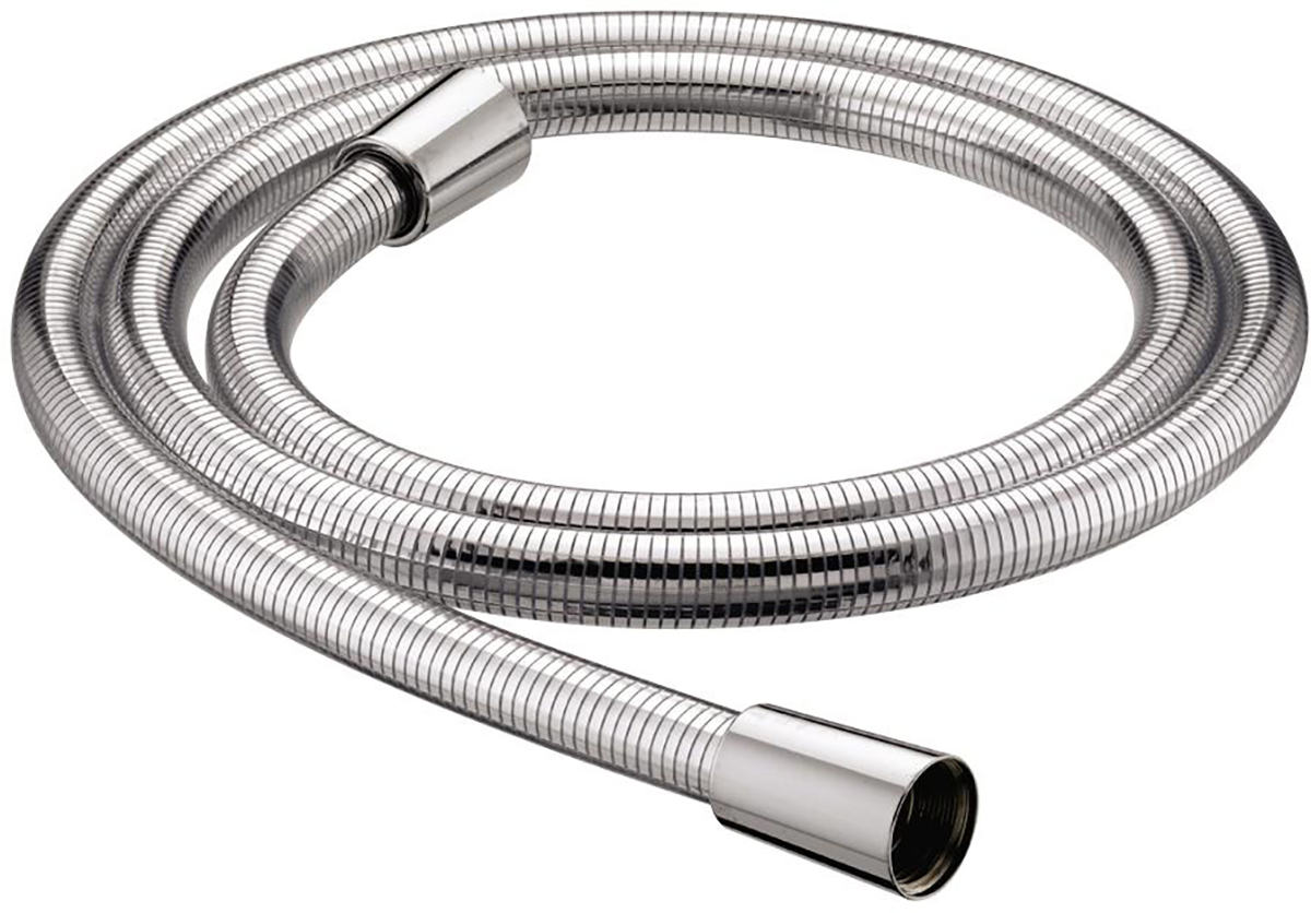 1.5m Cone to Cone Easy Clean Shower Hose - 8mm Bore