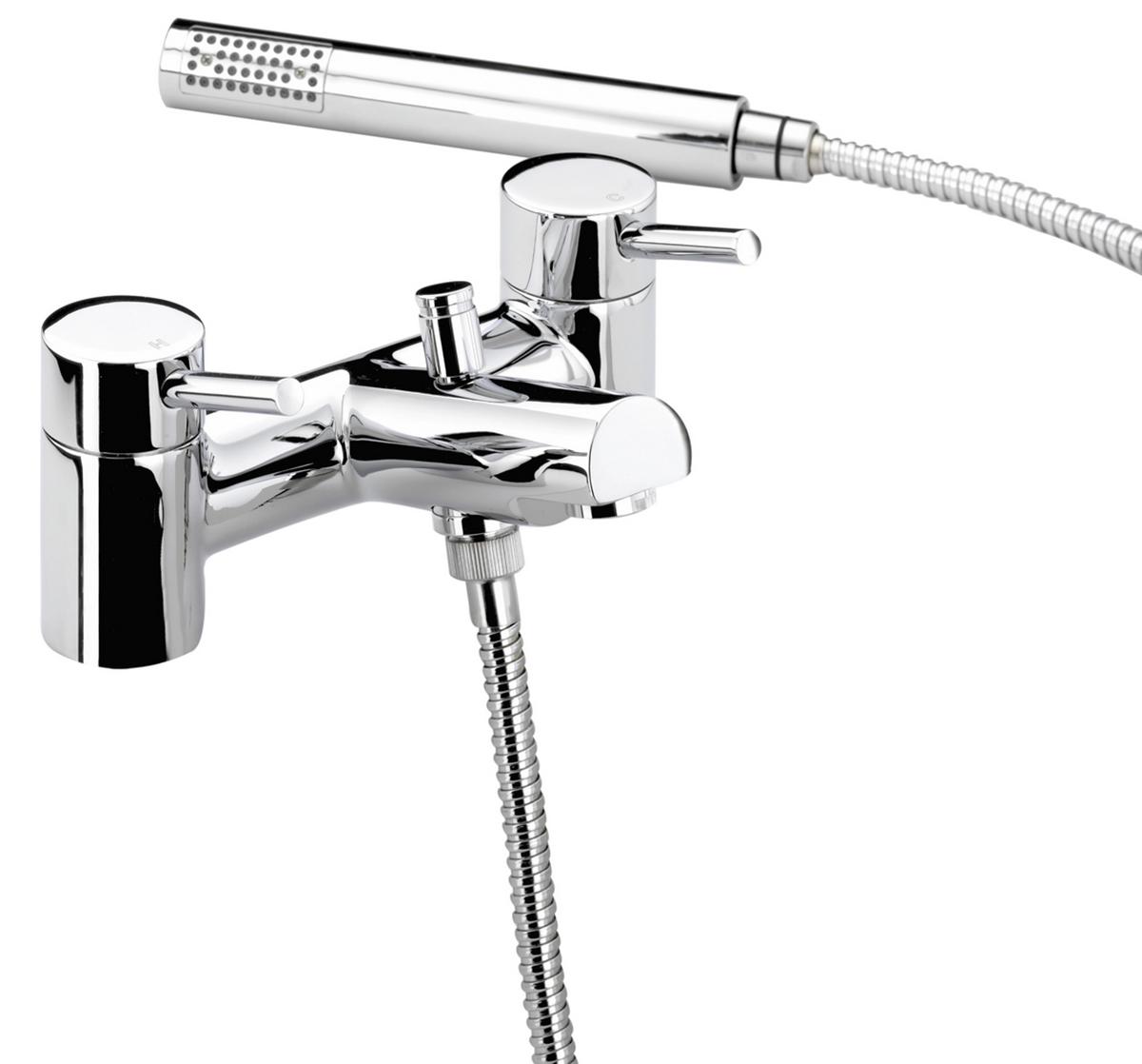 Bath Shower Mixer - 6 Litre Flow Limit