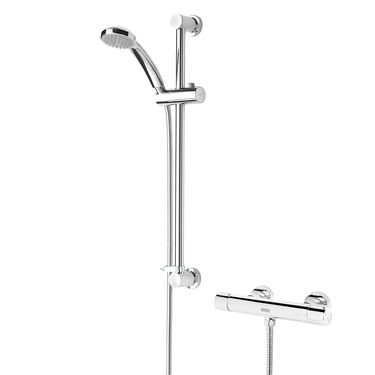 Thermostatic Bar Shower with Multi Function Handset
