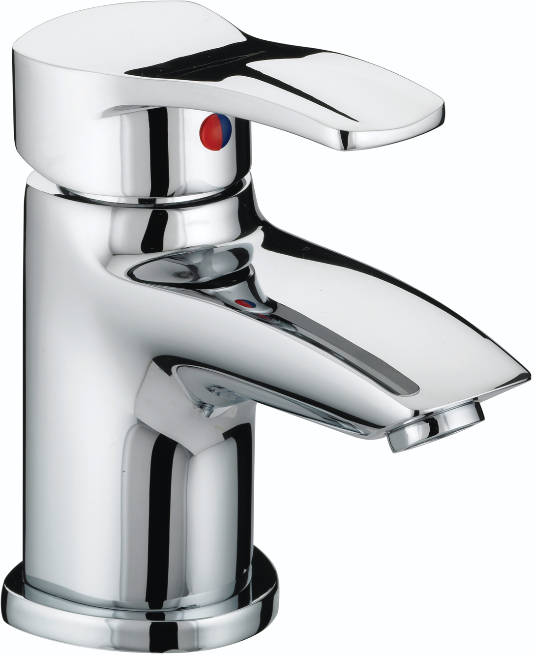 Basin Mixer with Pop-up Waste - 4 Litres Flow Limit