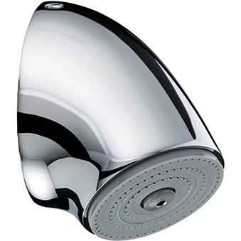 Vandal Resistant Adjustable Fast Fit Showerhead