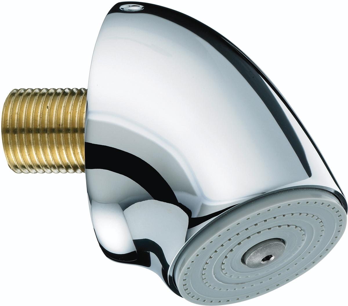 Vandal Resistant Adjustable Fast Fit Duct Showerhead