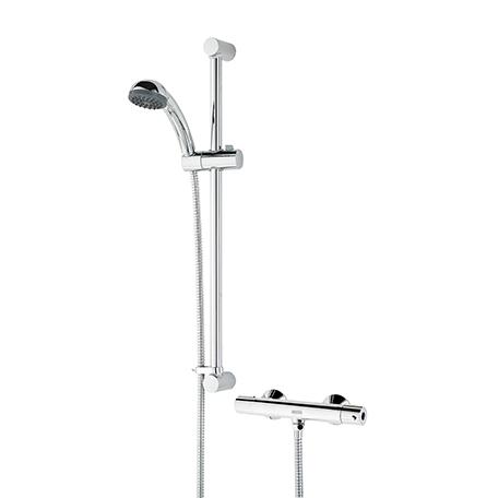 Safe Touch Bar Shower