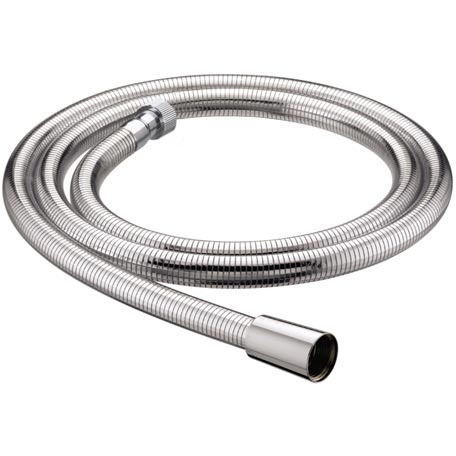 1.25m Cone to Nut Easy Clean Shower Hose - 8mm Bore