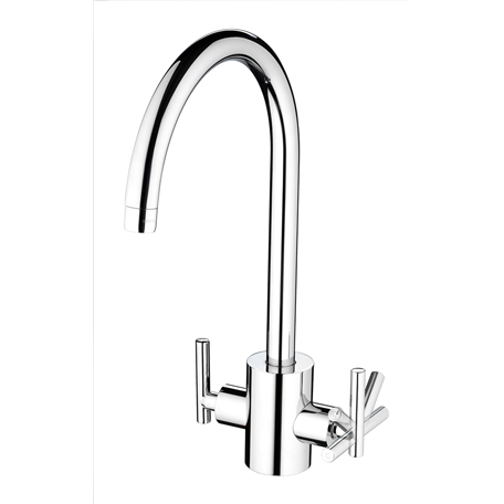 Sink Mixer with Water Filter