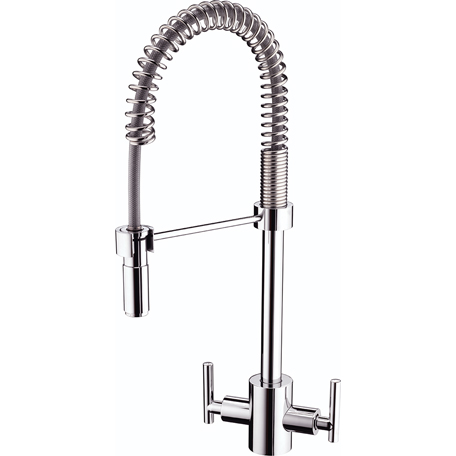 Professional Sink Mixer with Pull Down Nozzle