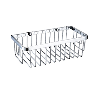 Small Wall Fixed Wire Basket