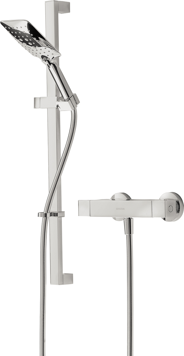 Bar Shower with Multi Function Handset