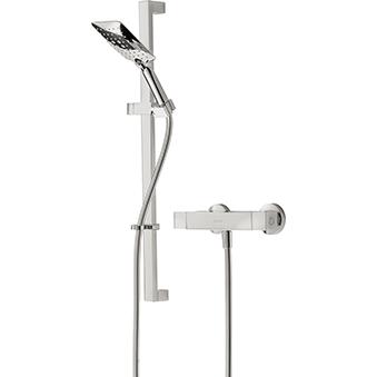 Bar Shower with Multi Function Handset