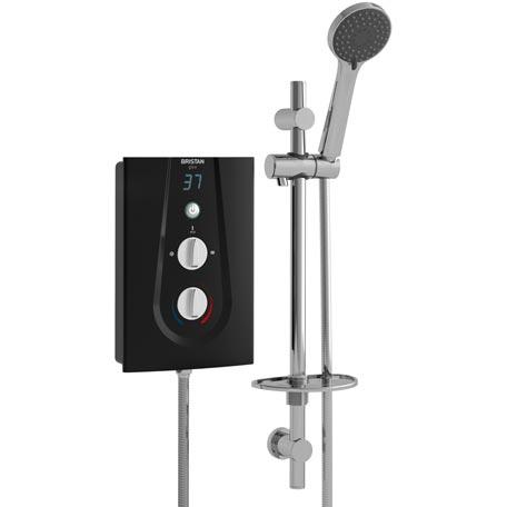 Electric Shower 8.5kW - Black