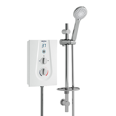 Electric Shower 9.5kW - White