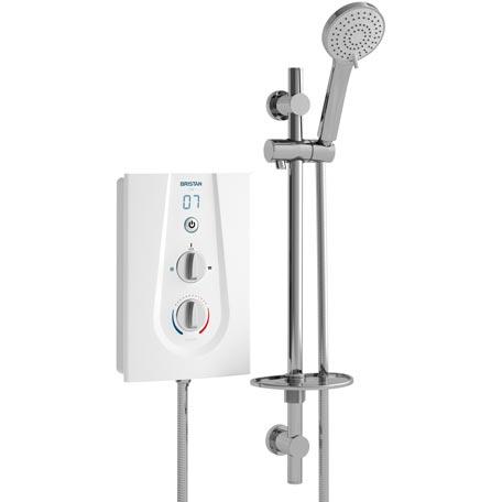 Thermostatic 8.5kW - White