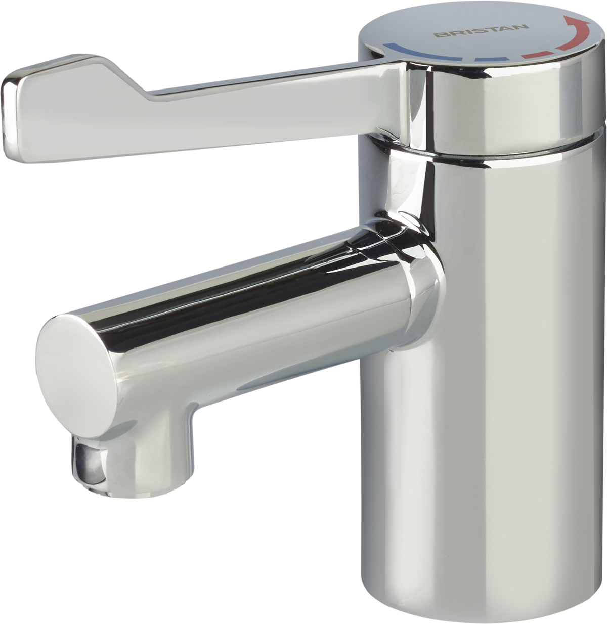 TMV3 Mono Basin Mixer with Long Lever Handle