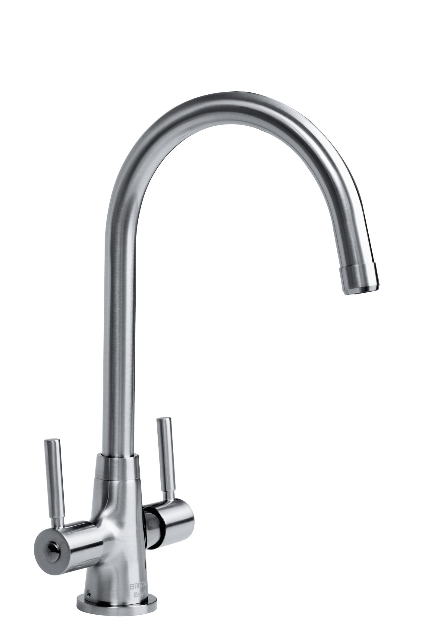 Easyfit Sink Mixer - Brushed Nickel