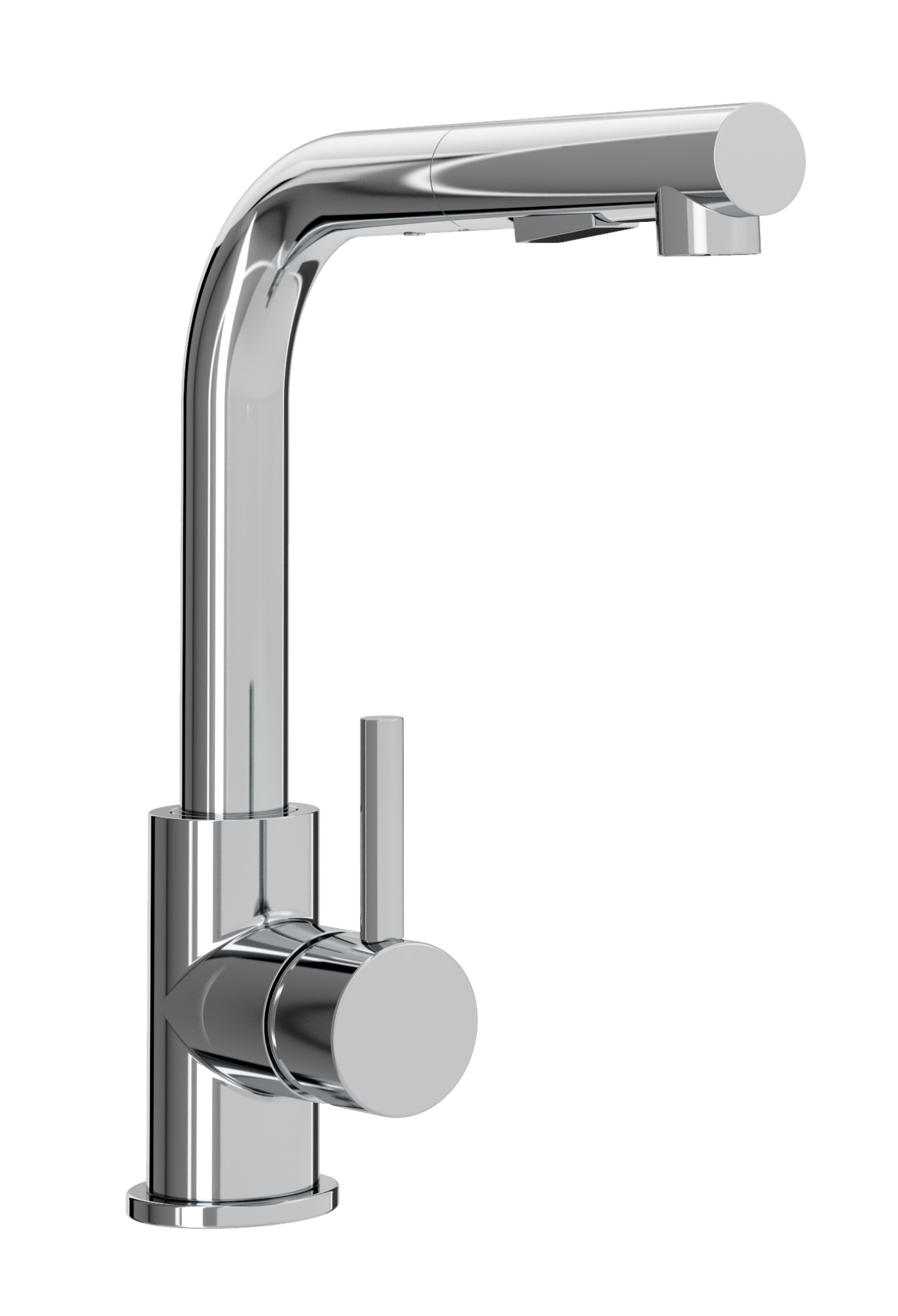 Sink Mixer with Pull Out Handset