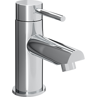 Cloakroom Basin Mixer (without Waste)