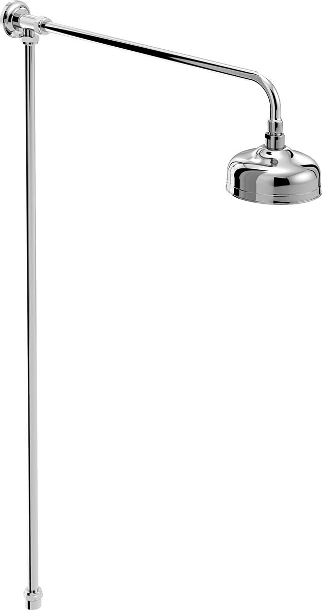 Traditional Rigid Riser Shower Kit
