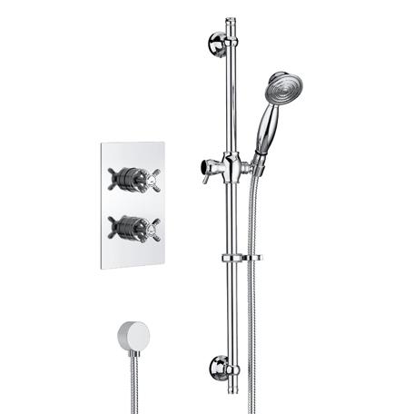 Shower Pack with Adjustable Kit