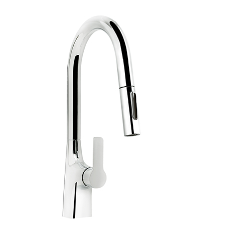 Gallery Pro Glide Professional Sink Mixer Chrome