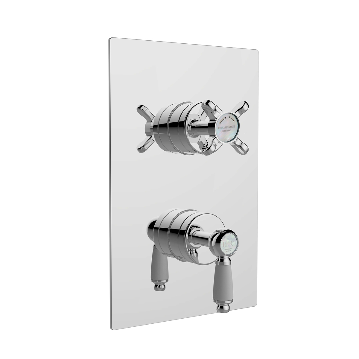 Recessed Shower Valve with Diverter
