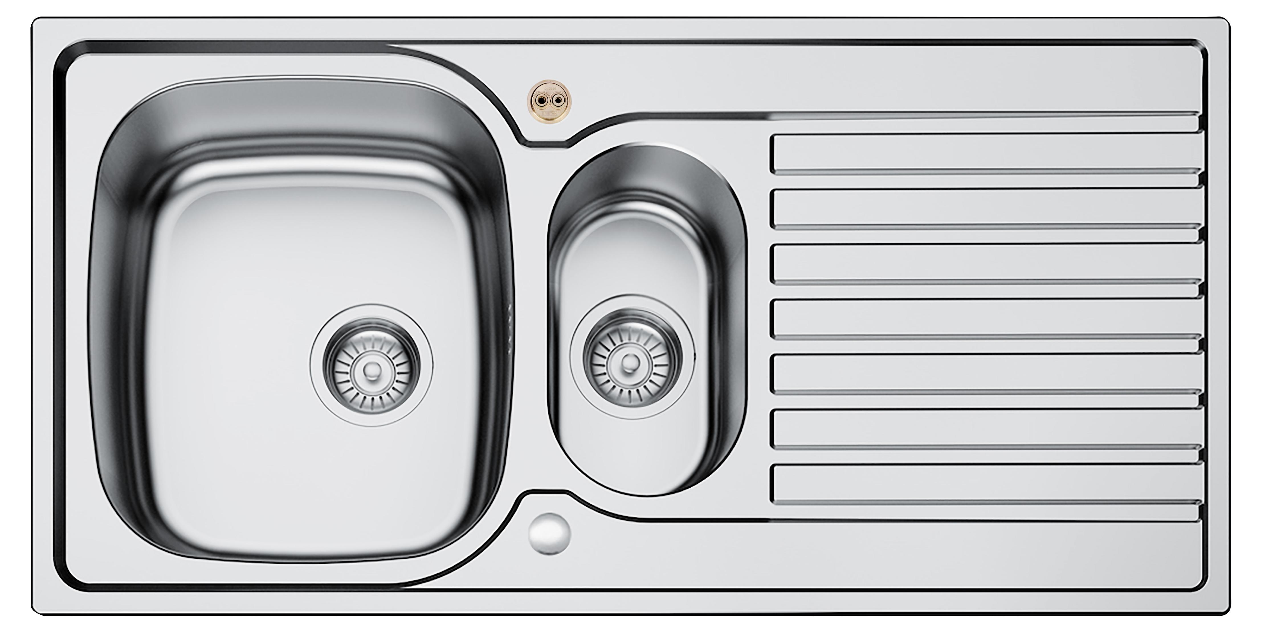 1.5 Bowl Kitchen Sink Universal