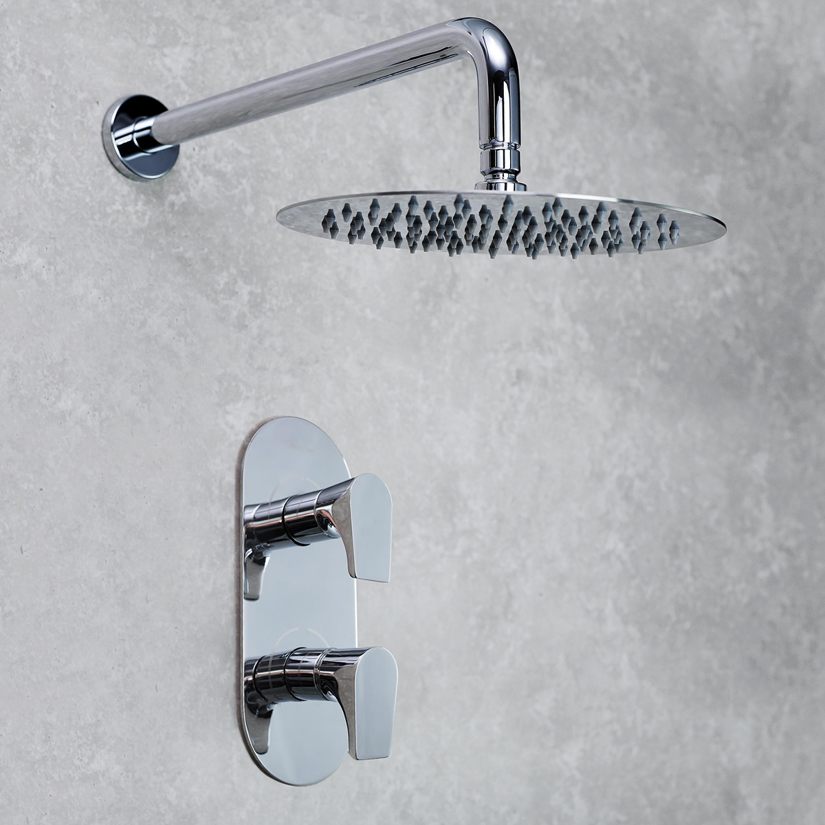 Shower Pack with Fixed Head