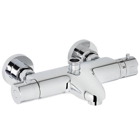 Thermostatic TMV2 Bath Shower Mixer Valve Only