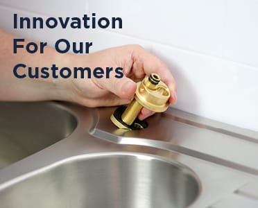Innovation for our customers