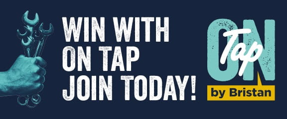 Become an On Tap member for benefits
