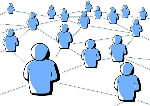Get connected on social media