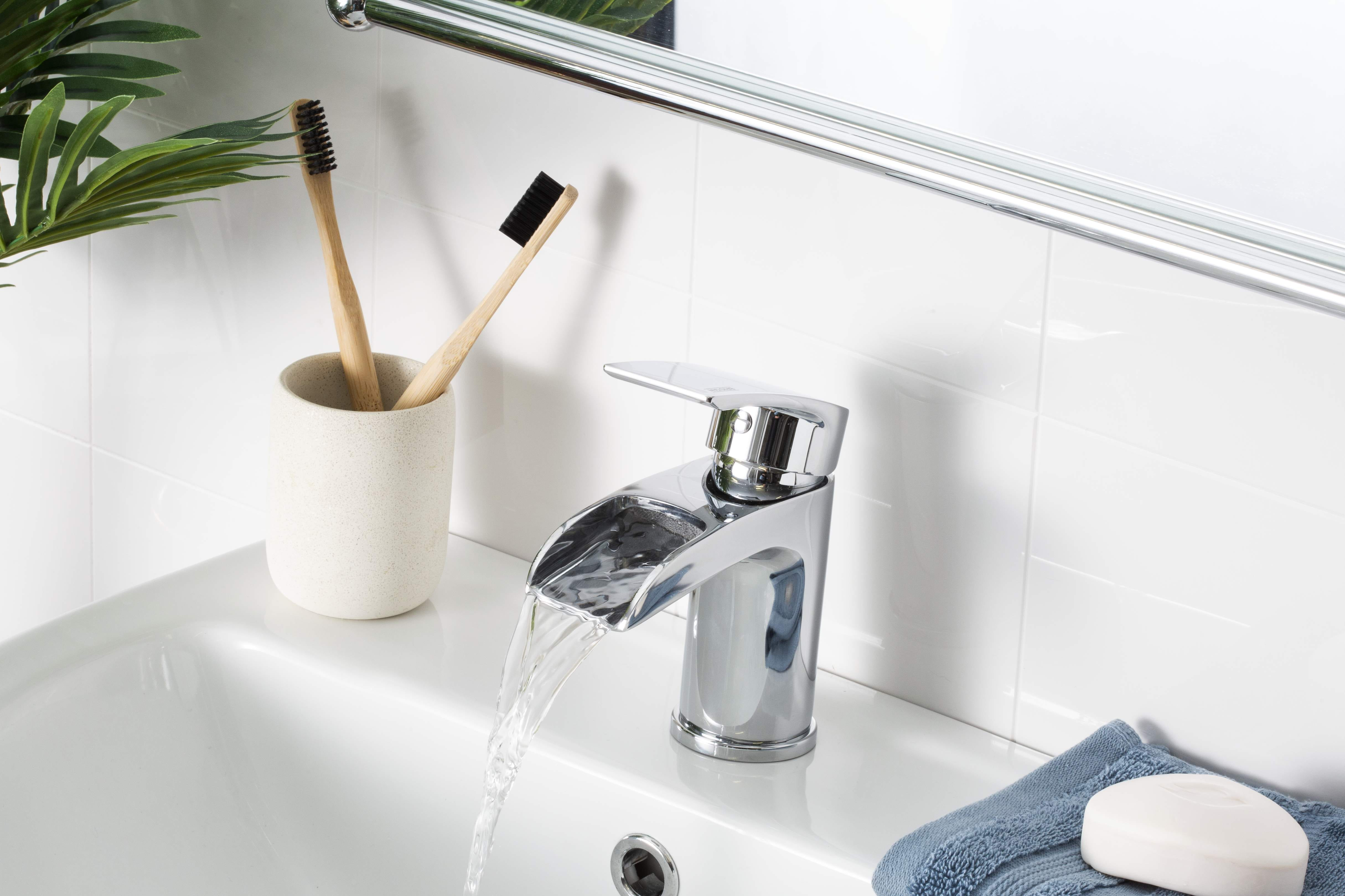 glide basin tap