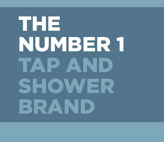 Number 1 tap and shower brand