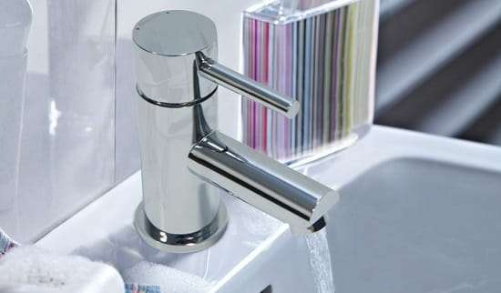 A photo of a Bristan Blitz Basin Mixer