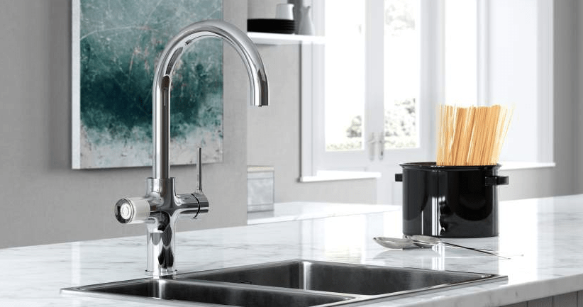 4 in 1 Boiling Water Tap Introduction