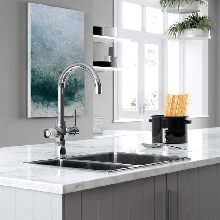 Boiling Water Taps 4 in 1