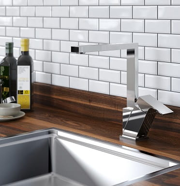 A Bristan Amaretto Easyfit Kitchen Tap