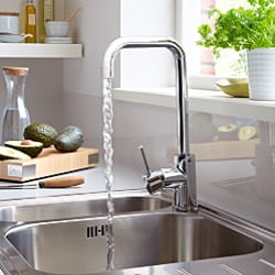 Bristan's Lemon Easyfit Kitchen Tap