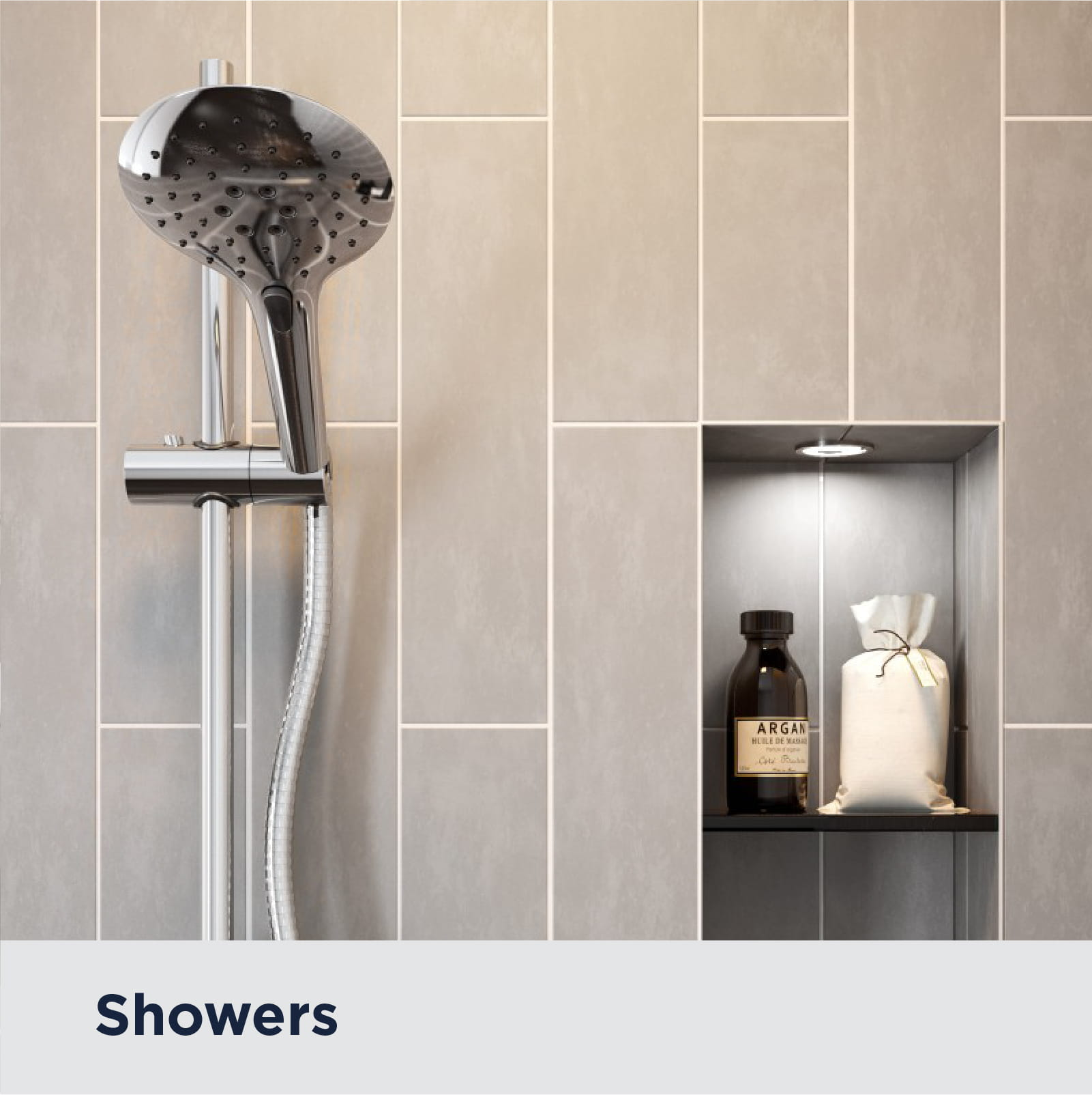 Find your perfect shower