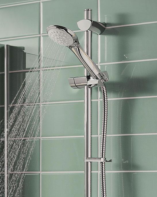 Acute Shower - water saving