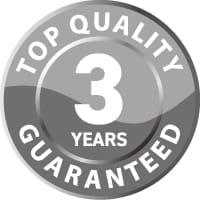 Bristan 3 Years Product Guarantee
