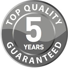 Bristan 5 Years Product Guarantee