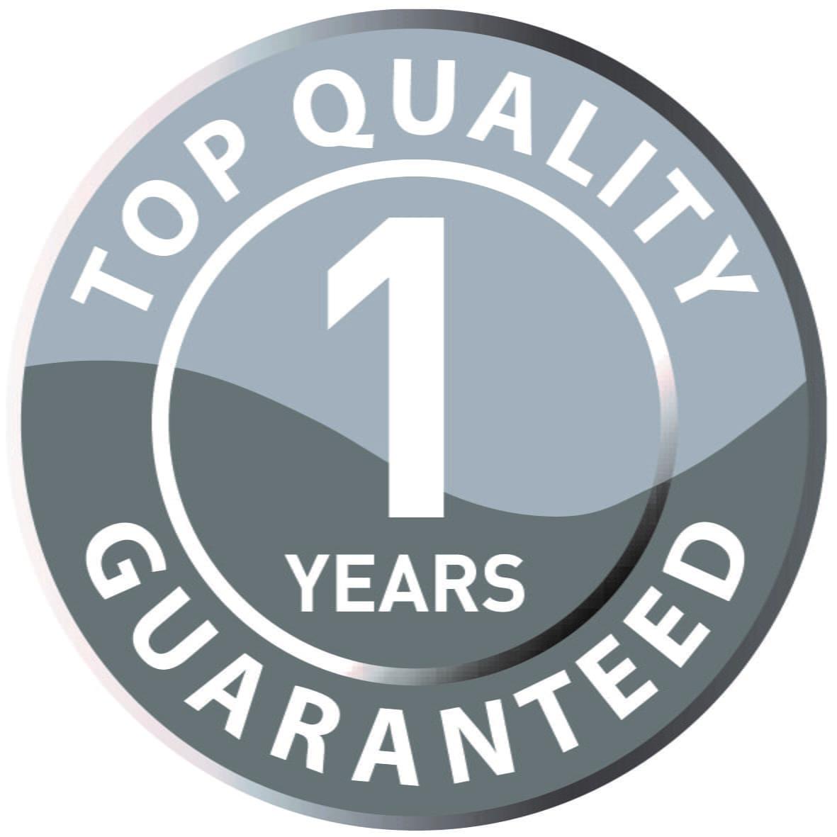 Bristan 1 Years Product Guarantee