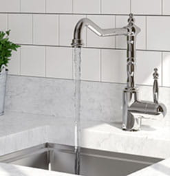 Colonial Easyfit Kitchen Tap